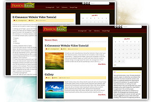Prayog Basic – Free Responsive WordPress Theme For Your Blog
