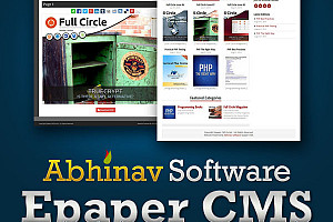 Publish eNewspapers online with Epaper CMS 2.0